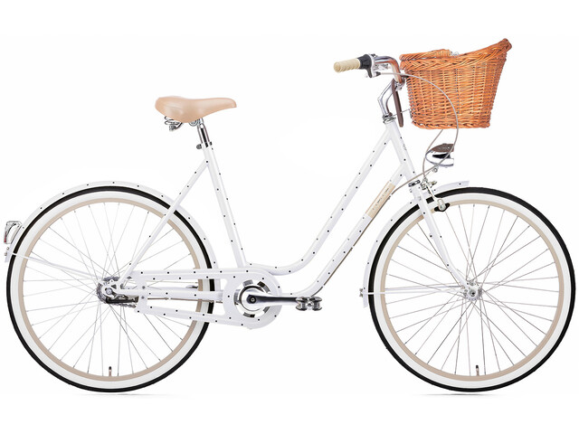 Creme Molly 3-speed Women ivory chic